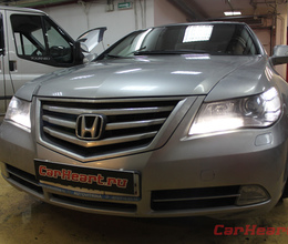 HPL Crossfire @ Honda Legend